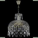 14.03.6.d35.Gd.Sp Подвес хрустальный Bohemia Art Classic (Арт Классик), Универсальная