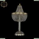 22.281L4.H.25SP.G Настольная лампа Bohemia Art Classic (Арт Классик), 21.28