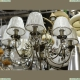 RC301-PL-08-R (ARM301-08-R) Классическая подвесная люстра с хрусталем Maytoni (Майтони), Latona