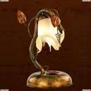 BL/B/1 GREEN Настольная лампа Kemar (Кемар), BARBADO GREEN