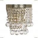 Cremono E 2.18.299 G Хрустальный настенный светильник Dio D`arte (Дио Дарте), Asfour, Cremono Gold
