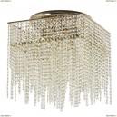 Como E 1.2.40.299 G Хрустальная потолочная люстра Dio D`arte (Дио Дарте), Asfour, Como Gold