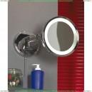 LSL-6101-01 Зеркало с подсветкой Lussole Acqua