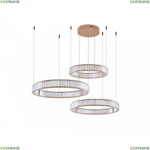 15853/S gold Подвесной светодиодный светильник Newport (Ньюпорт), 15850
