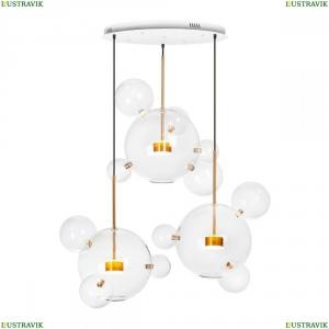 2027-D3 Подвесной светильник LOFT IT (Лофт ИТ), Bolle