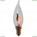 3503 Лампа накаливания E14 3W прозрачная LOFT IT (Лофт ИТ)