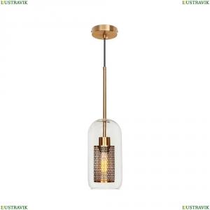 LOFT2566-D Подвесной светильник LOFT IT (Лофт ИТ), Hexagon