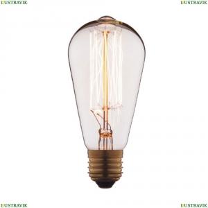 1008 Лампа накаливания E27 60W прозрачная LOFT IT (Лофт ИТ)