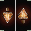 2740-H Лампа накаливания E27 40W прозрачная LOFT IT (Лофт ИТ)