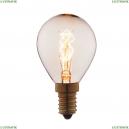 4525-S Лампа накаливания E14 25W прозрачная LOFT IT (Лофт ИТ)