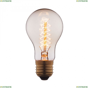 1003 Лампа накаливания E27 40W прозрачная LOFT IT (Лофт ИТ)
