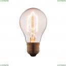 1001 Лампа накаливания E27 40W груша прозрачная LOFT IT (Лофт ИТ), Лампа Ретро Е27