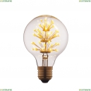 G8047LED Лампа светодиодная филаментная E27 3W прозрачная LOFT IT (Лофт ИТ)