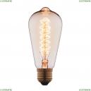 6460-CT Лампа накаливания E27 60W прозрачная LOFT IT (Лофт ИТ)