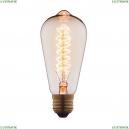 6440-CT Лампа накаливания E27 40W прозрачная LOFT IT (Лофт ИТ)