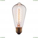 6440-S Лампа накаливания E27 40W прозрачная LOFT IT (Лофт ИТ)