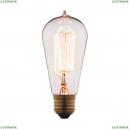 6440-SC Лампа накаливания E27 40W прозрачная LOFT IT (Лофт ИТ), Лампа Ретро Е27