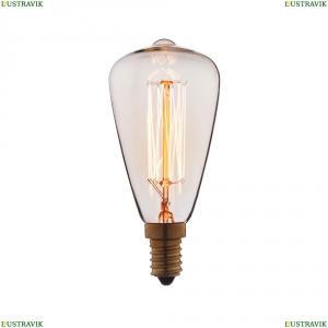 4860-F Лампа накаливания E14 60W прозрачная LOFT IT (Лофт ИТ)