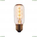 3840-S Лампа накаливания E27 40W цилиндр прозрачная LOFT IT (Лофт ИТ)