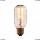 4540-SC Лампа накаливания E27 40W прозрачная LOFT IT (Лофт ИТ), Лампа Ретро Е27