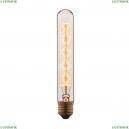 1040-S Лампа накаливания E27 40W прозрачная LOFT IT (Лофт ИТ)