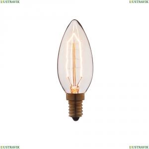 3540-G Лампа накаливания E14 40W прозрачная LOFT IT (Лофт ИТ)