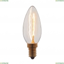 3540 Лампа накаливания E14 40W прозрачная LOFT IT (Лофт ИТ)