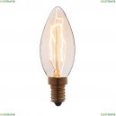 3525 Лампа накаливания E14 25W прозрачная LOFT IT (Лофт ИТ)