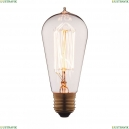6460-SC Ретро лампа E27 60W Edison Bulb LOFT IT, Edison Bulb