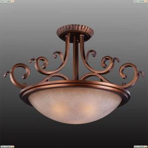 925/3 Подвесной светильник Bogates (Богатес), 925
