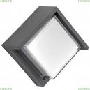 382293 Уличный настенный светодиодный светильник Lightstar (Лайтстар), Paletto