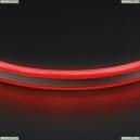 430101 1м. Неоновая лента красного цвета 9.6W, 220V, 120LED, IP65 Lightstar (Лайтстар), Neoled