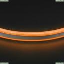 430103 1м. Неоновая лента янтарного цвета 9,6W, 220V, 120LED/m, IP65 Neoled Lightstar (Лайтстар), Neoled