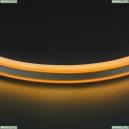 430106 1м. Неоновая лента желтого цвета 9,6W, 220V, 120LED/m, IP65 Neoled Lightstar (Лайтстар), Neoled