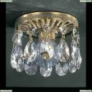 SPOT 6000 BRONZO Точечный встраиваемый светильник Reccagni Angelo (Рекани Анжело), SPOT