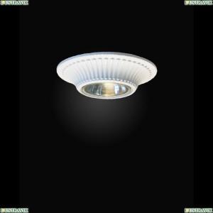 SPOT 1078 BIANCO OPACO Точечный встраиваемый светильник Reccagni Angelo (Рекани Анжело), SPOT
