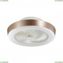 3035/72EL Настенно-потолочный светильник с пультом д/у и вентилятором Sonex (Сонекс), Fan Brown