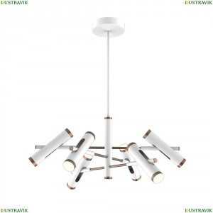 2325-12P Подвесная светодиодная люстра Favourite (Фаворит), Duplex