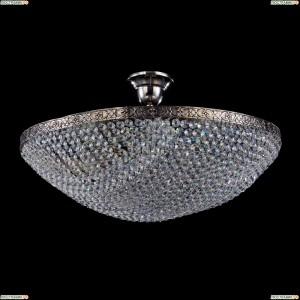 D783-PT50-3-N Хрустальная потолочная люстра с отражателем Maytoni Sfera Moderno