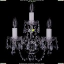 1400/3/Ni Хрустальное бра Bohemia Ivele Crystal (Богемия)