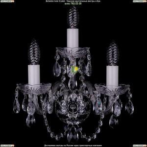 1400/3/Ni Хрустальная бра Bohemia Ivele Crystal (Богемия)