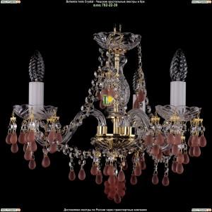 1410/3/141/G/7010 Хрустальная подвесная люстра Bohemia Ivele Crystal (Богемия)