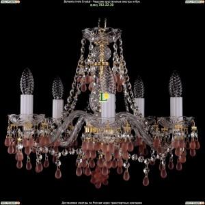 1410/5/160/G/7010 Хрустальная подвесная люстра Bohemia Ivele Crystal (Богемия)