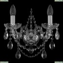 1411/2/Ni Хрустальное бра Bohemia Ivele Crystal (Богемия)