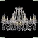 1413/10/300/G Хрустальная подвесная люстра Bohemia Ivele Crystal (Богемия)