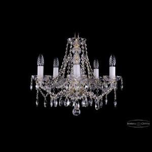 Хрустальная подвесная люстра IVELE Bohemia Crystal (Чехия) 1413.5.165