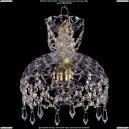 7711/22/G/Drops Хрустальная подвесная люстра Bohemia Ivele Crystal (Богемия)