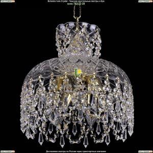 7711/30/G/Drops Хрустальная подвесная люстра Bohemia Ivele Crystal (Богемия)