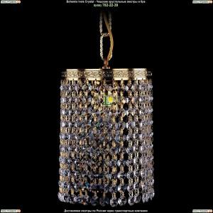 1920/15R/G Хрустальная подвесная люстра Bohemia Ivele Crystal (Богемия)