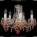 1410/5/141/G/V7010 Хрустальная подвесная люстра Bohemia Ivele Crystal (Богемия)